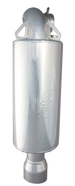 Competition Silencer for 2021-22 Polaris 850 Matryx & Boost