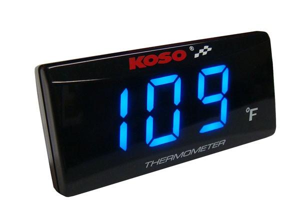 Super Slim Style Temperature Gauge by Koso
