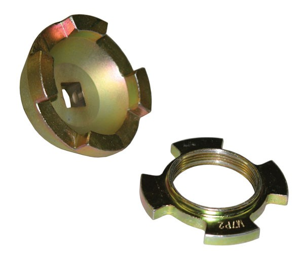 Diamond Drive Brake Retainer Nut