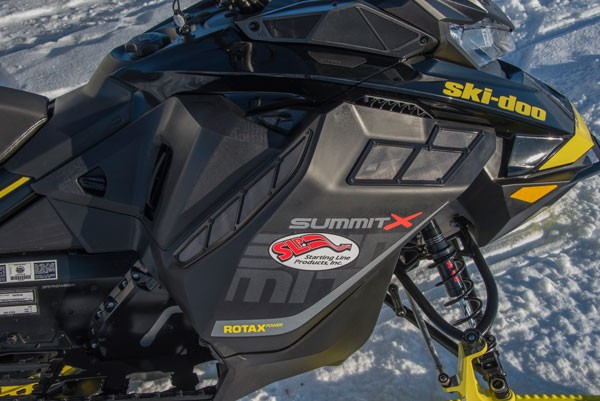 SLP Hot Air Elimination Kit for 2017 Ski-Doo G4