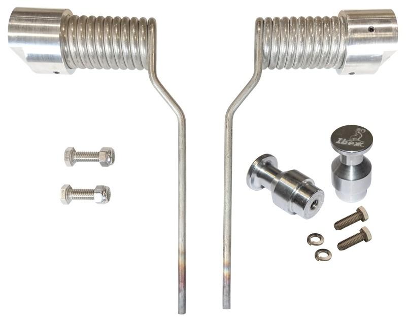 Universal/Bi-Directional Ice Scratcher - Silver