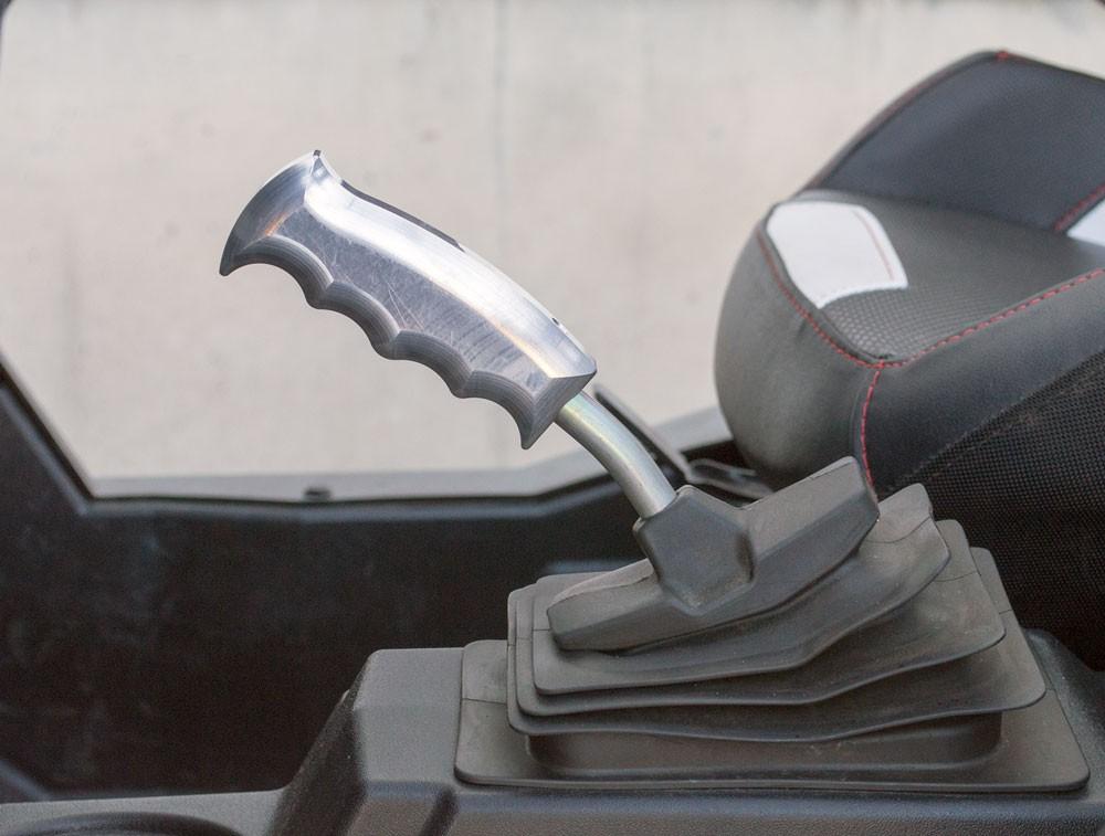 Billet Pistol Grip Shifter Handle