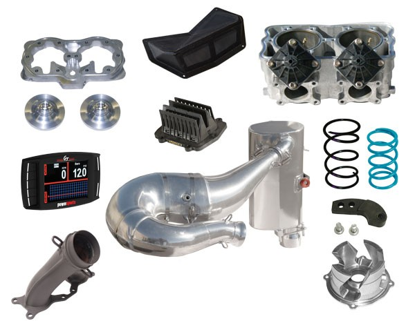 Stage 5 - Hillclimb Edition™ Kit: for 2013-15 RMK, RMK Assault