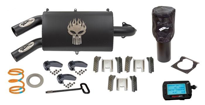 2016-18 RZR Turbo SLP Stage 2 Performance Kit