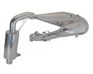 Competition Series Single Pipe for Ski-Doo 850