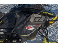2017-19 Ski-Doo G4 Hot Air Elimination Kit