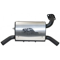 "Performance Muffler for 2016-20 RZR 1000-S (60"") / 1000-S-4"