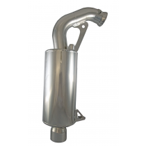 2022 850 LYNX COMPETITION SILENCER