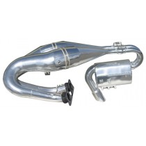 (Second) Twin Pipes for 2008 Polaris 800 HO RMK