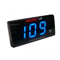 Super Slim Style Temperature Gauge by Koso