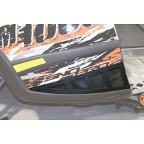Hot Air Elimination™ Kit for 2005-11 Arctic Cat M and Crossfire Chassis
