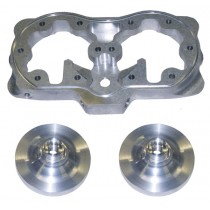 Billet Heads for 2008-10 Polaris 800 CFI