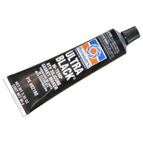 Ultra Black Hi-Temp Silicone Sealer