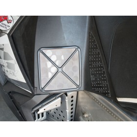 Hot Air Outlet Vents for Arctic Cat/Yamaha Viper