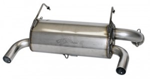 SLP Performance Slip-On Muffler for 2014 RZR 1000 XP
