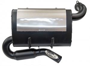 SLP Super Silent™ Muffler for 2015-17 900 RZR / RZR-S / XC / 4