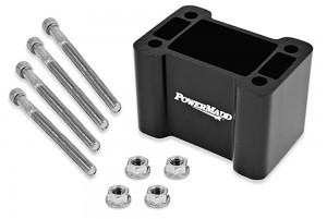 Handlebar Riser Blocks for Polaris models with ProTaper Bars