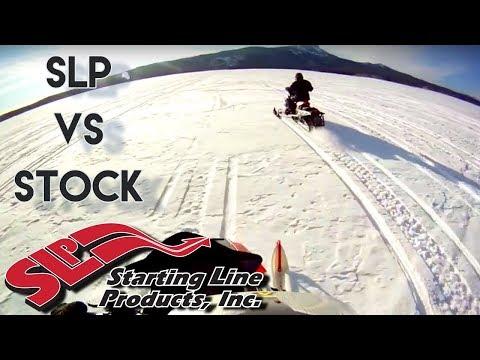 600 RMK - Stock vs. SLP Pipe