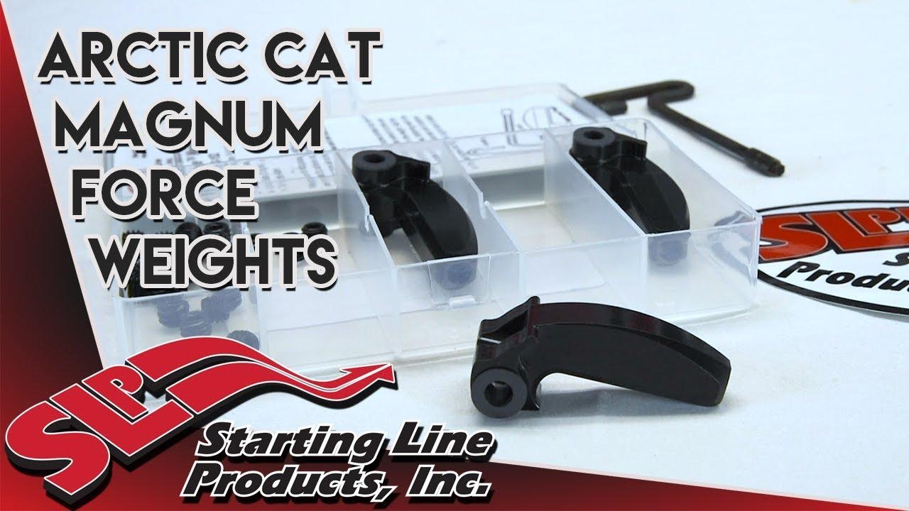 Arctic Cat Magnum Force Weights