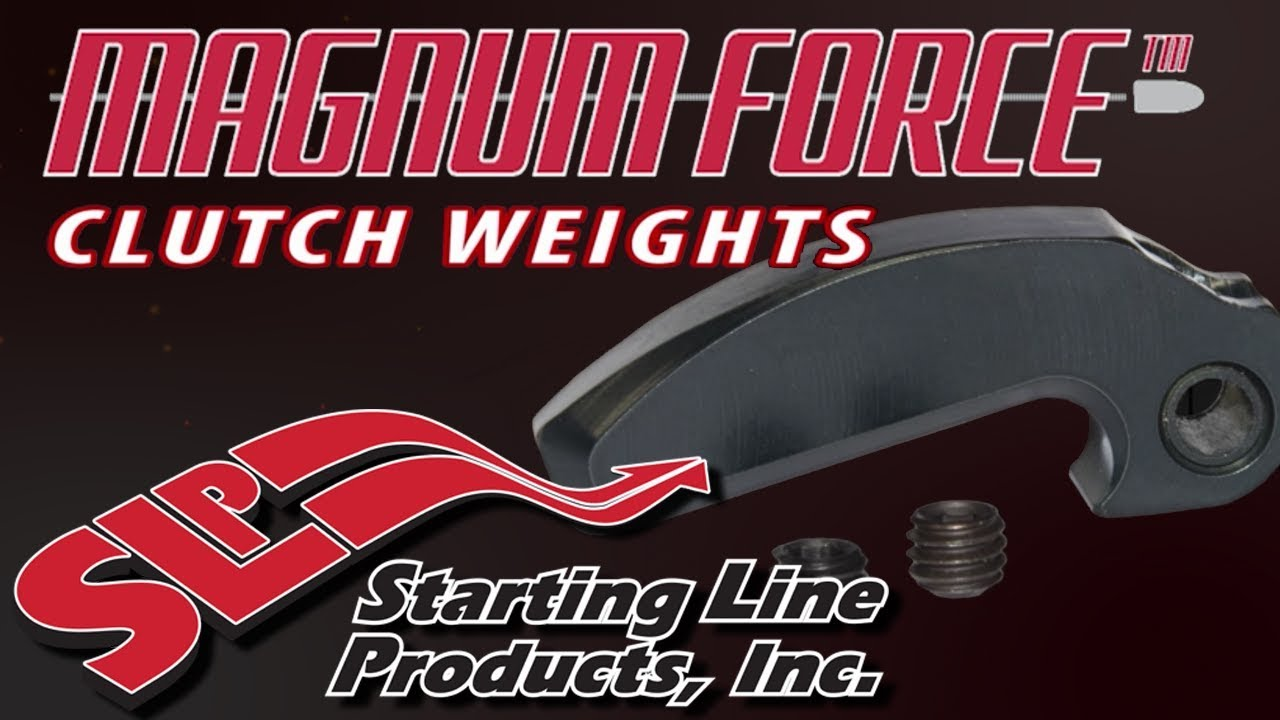 Magnum Force™ Clutch Weights Promo