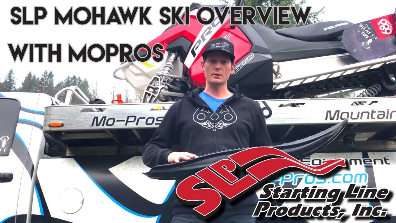 MoHawk Ski Overview with MoPros!