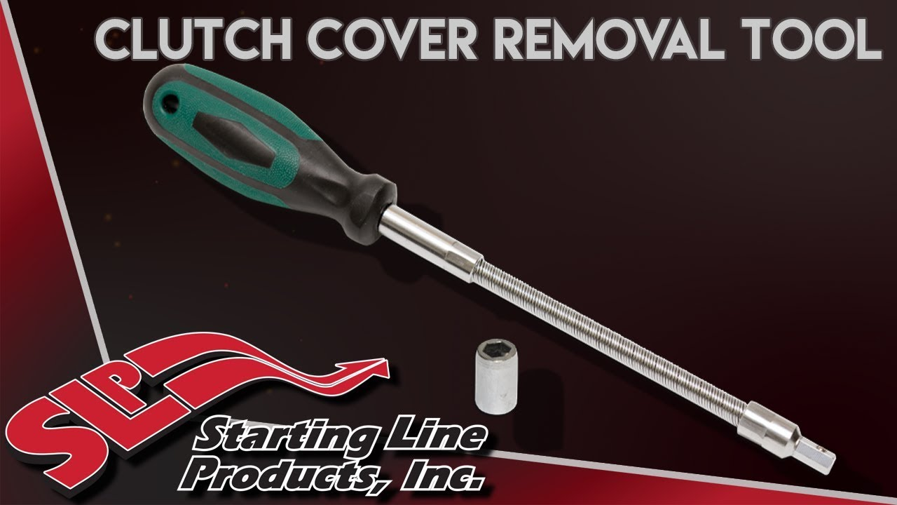 Clutch Cover Removal Tool Product Overview