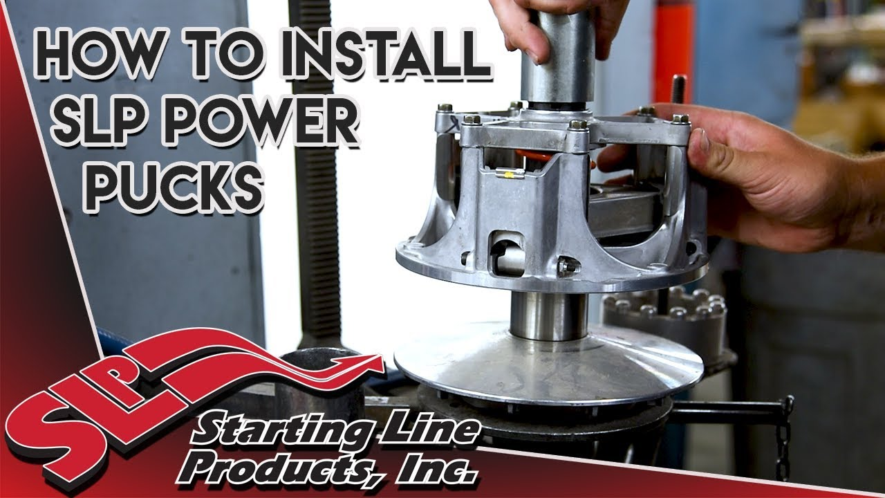 How to Install SLP Power Pucks