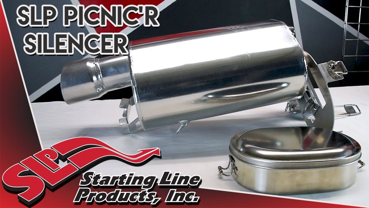 PicNic'R Silencer Part Overview