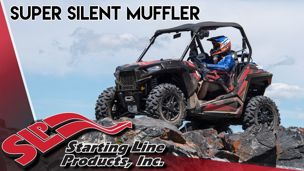 Super Silent™ Muffler Product Overview