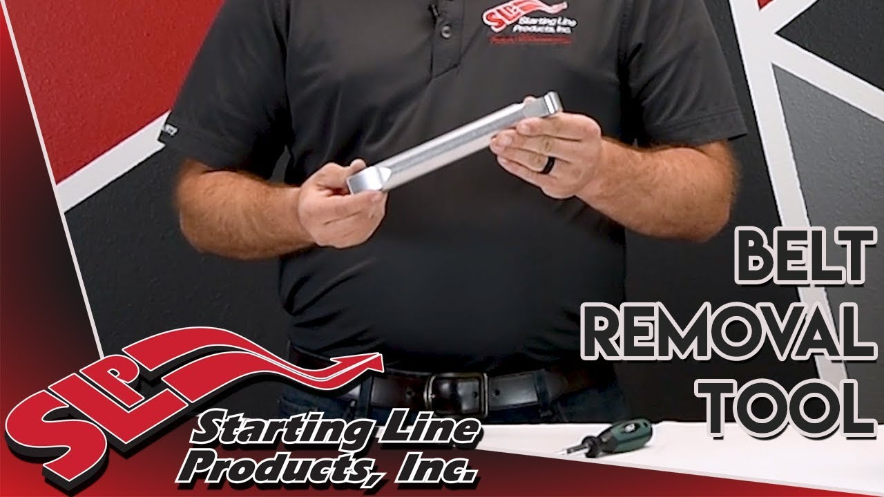 Belt Removal Tool Product Overview