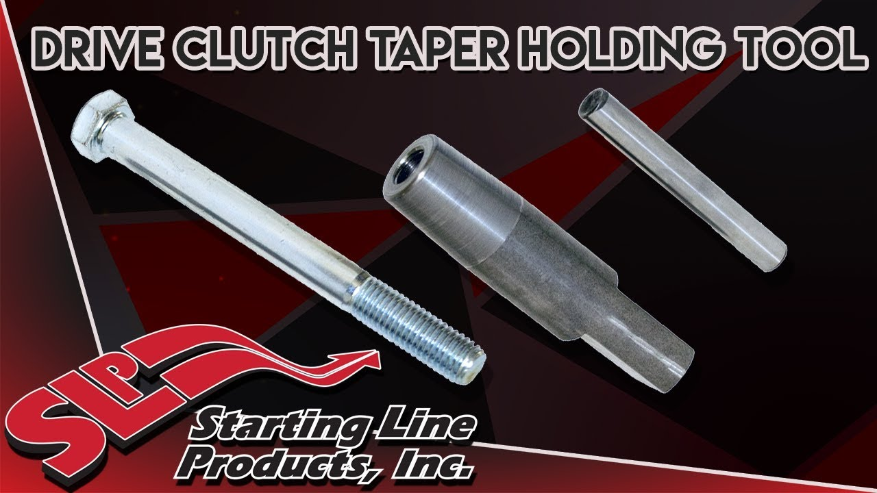 Drive Clutch Taper Holding Tool Product Overview