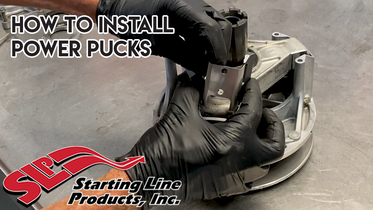 How to Install SLP Power Pucks™